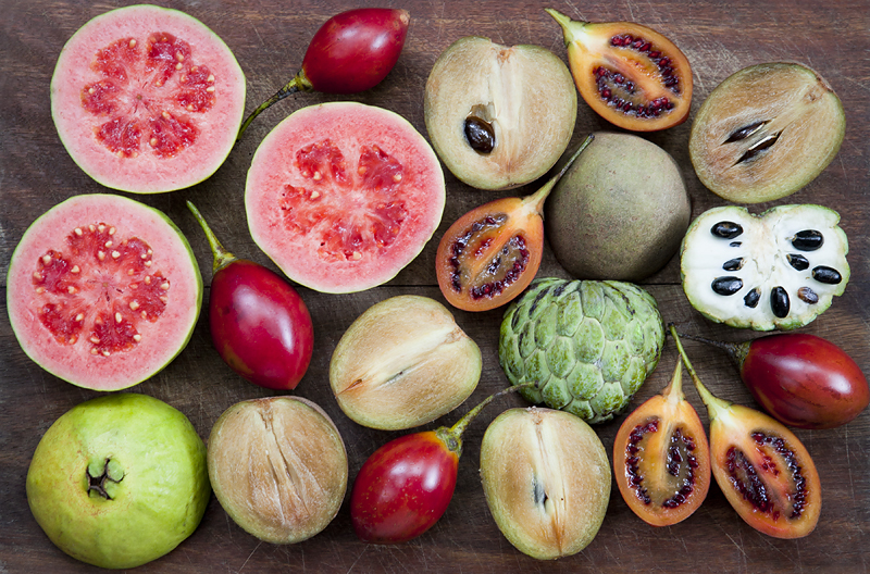 guide to asian fruit